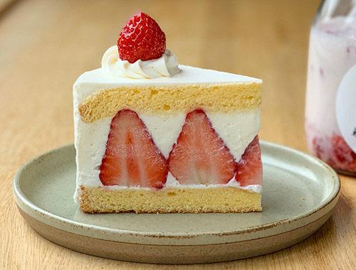 【NEW】いちごのショートケーキ