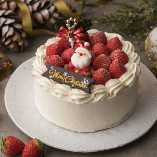 【NEW】ICHIBIKOクリスマスケーキ(5号サイズ)