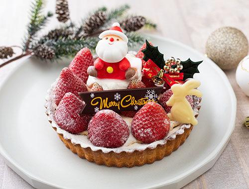 【NEW】クリスマスタルト5号(太子堂店限定)