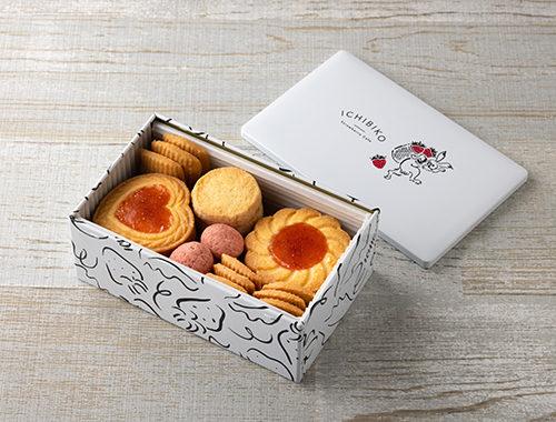 【NEW】ICHIBIKOいちごジャムクッキー缶(オンラインショップ限定)
